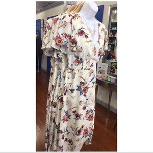 Ellie Floral Dress
